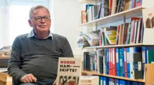 Jostein Gripsrud På Høyden Foto Tor Farstad